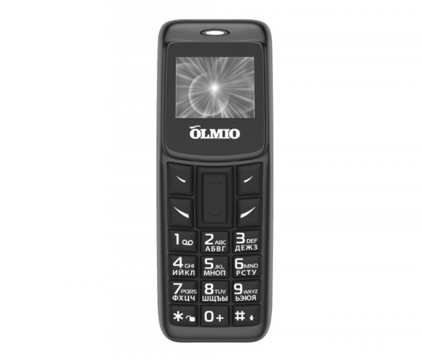 Բջջային հեռախոս Olmio A02 Black