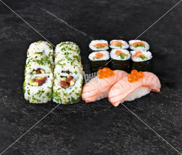 Յոկահամա սեթ AKO Sushi