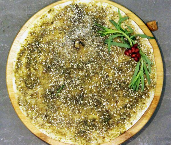Զաթար հաց Ջակո
