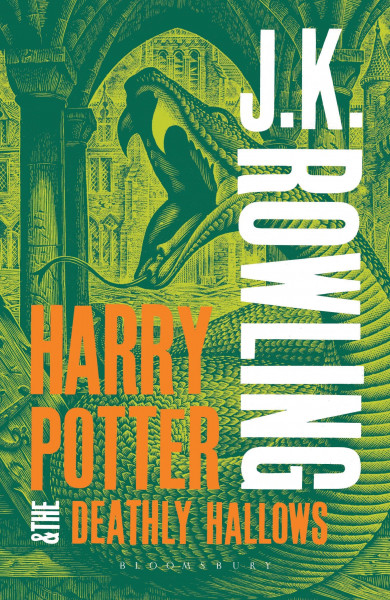 """J. K. Rowling """"Harry Potter and the Deathly Hallows"""" Bookinist"""