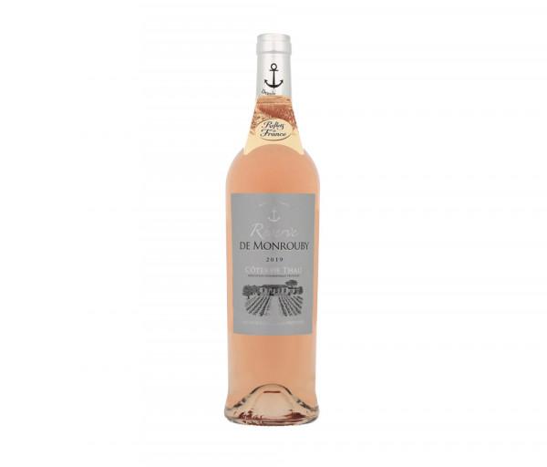 Դե Մենրուբի Շատո Վարդագույն գինի 0.75լ