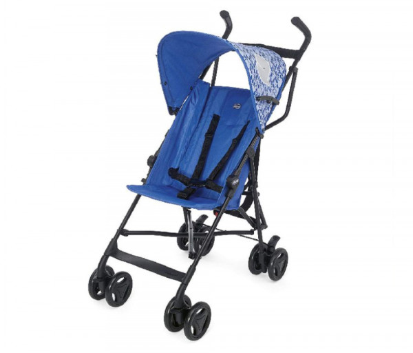 Chicco Snappy Stroller Blue Whales 405607CH