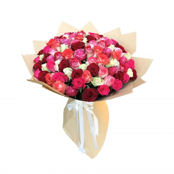 Ծաղկեփունջ «Complimente» My Rose
