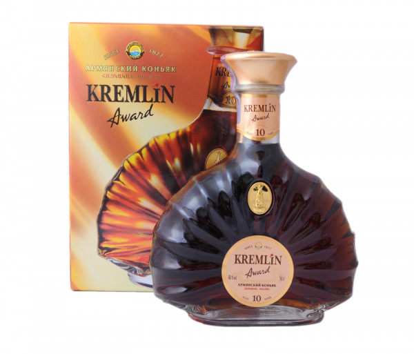 Kremlin Award Cognac 10Y 0.5l