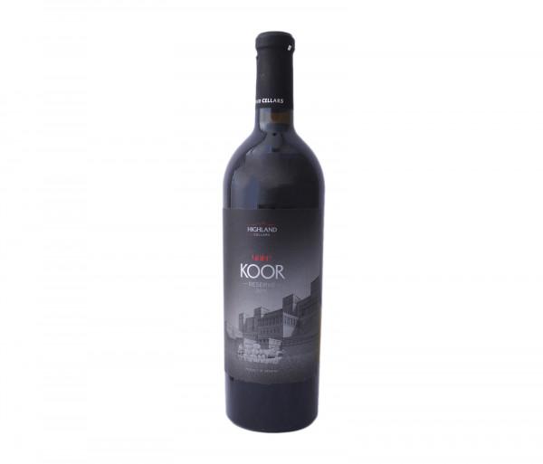 Կուր Ռեզերվ Կարմիր անապակ գինի 0.75լ