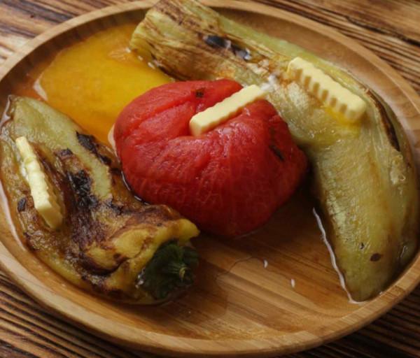 Խորոված բանջարեղեն Կարաս