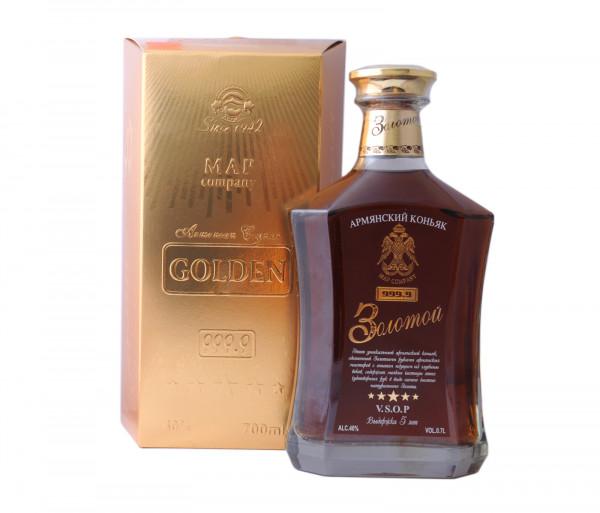 Golden Cognac 5Y0.7L