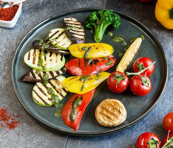 Գրիլ արված բանջարեղեն Local's by Baguettes