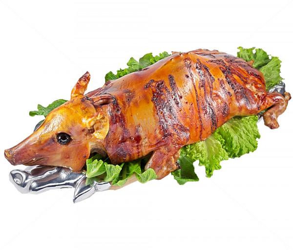 Ֆիրմային ուտեստ «Գոճի վրացական ձևով» Կովկասի Գերուհի