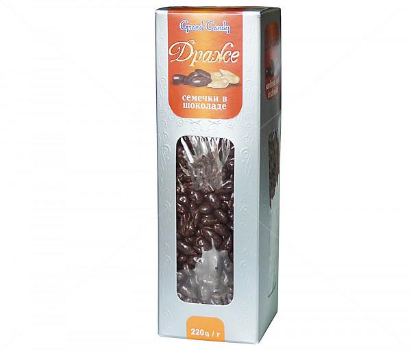 Դրաժե «Շոկոլադապատ արևածաղկի սերմեր» Grand Candy