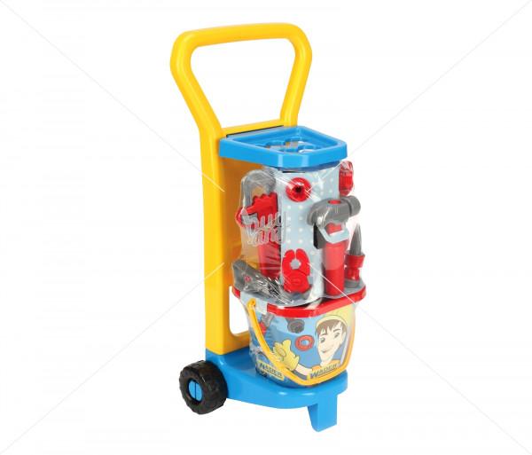 Խաղային հավաքածու «Փոքրիկ մեխանիկ» Wader