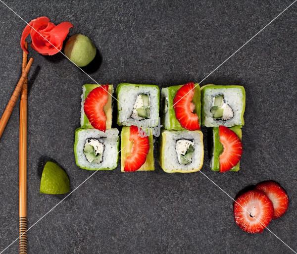 Երևան ռոլլ AKO Sushi