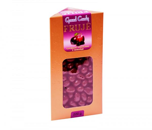 Դրաժե «Ֆրուժե» շոկոլադապատ սալորաչիր Grand Candy
