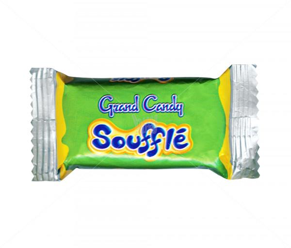 Հարած կոնֆետներ «Սուֆլե մրգային» Grand Candy