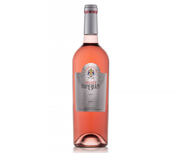 Ariats Areni Rose dry wine 0.75l