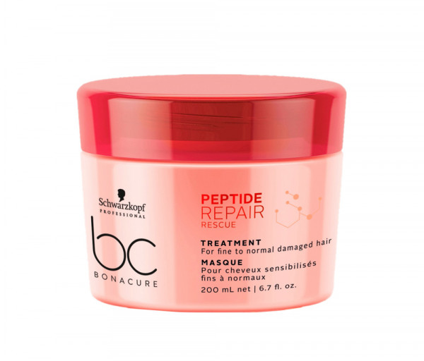Բուժում բարակ մազերի համար Peptide Repair Rescue Schwarzkopf 200մլ