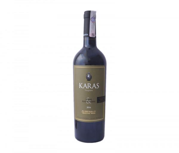 Կարաս Արենի Խնդողնի Կարմիր գինի 0.75լ