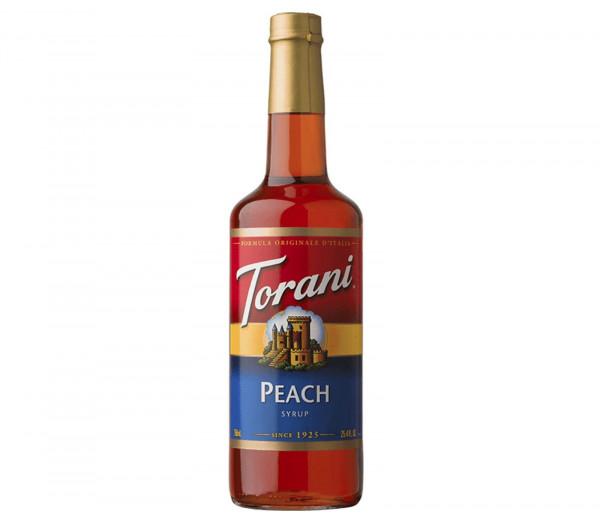 Օշարակ Torani Peach 0.75 լ