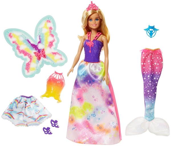 Տիկնիկ հավաքածու Barbie Dreamtopia