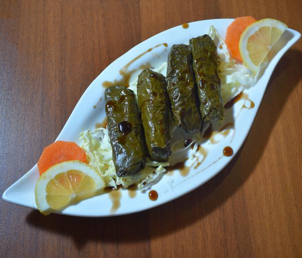 Յալանչի սարմա Աբու Հակոբ Ռեստորան