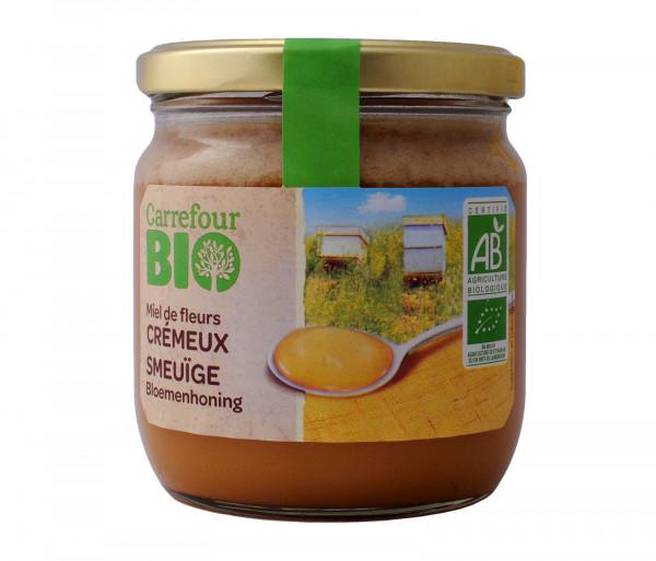 Carrefour Creamy Honey 500g
