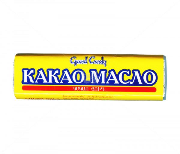Բնական կակաոյի յուղ Grand Candy