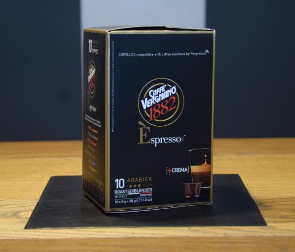 Էսպրեսո սուրճի կապսուլներ «Arabica» (10 հատ) Կաֆե Վերնյանո