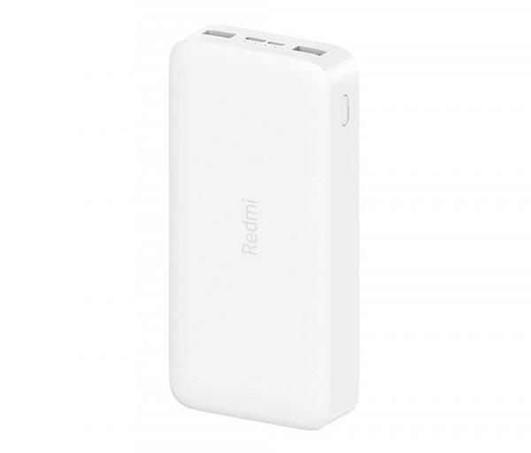 Արտաքին մարտկոց Xiaomi Redmi Power Bank 20000 mAh