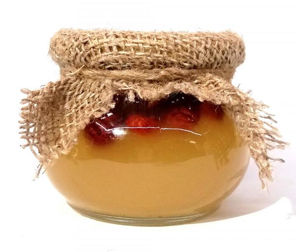 Մեղր՝ պնդուկով 450գ