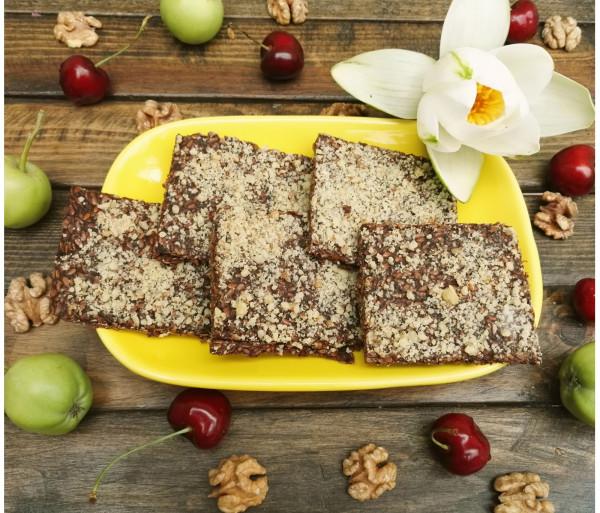 Շոկոլադե թխվածքաբլիթ Լայֆ Ֆուդ