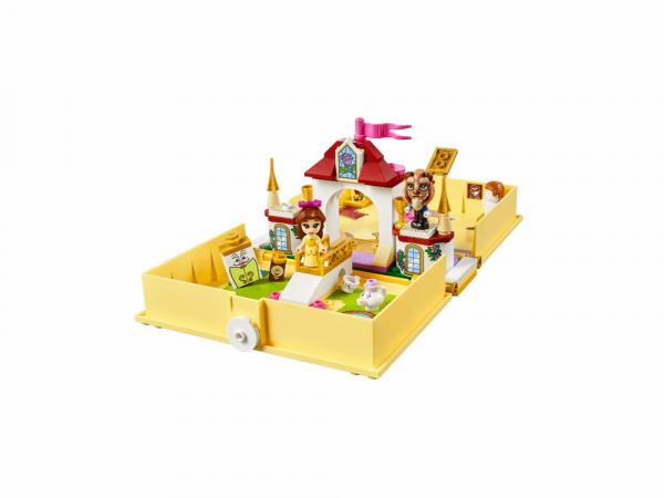 Lego Disney Կառուցողական խաղ «Բելի հեքիաթային արկածների գիրքը»
