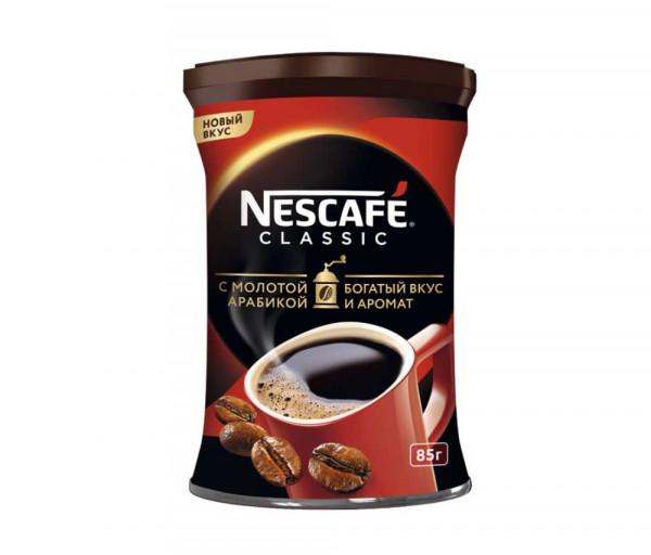 Նեսկաֆե Կլասիկ Արաբիկա Լուծվող սուրճ 85գ