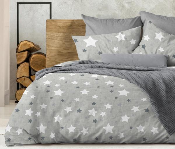 Անկողնու հավաքածու evro Wenge, (50х70), Stardust