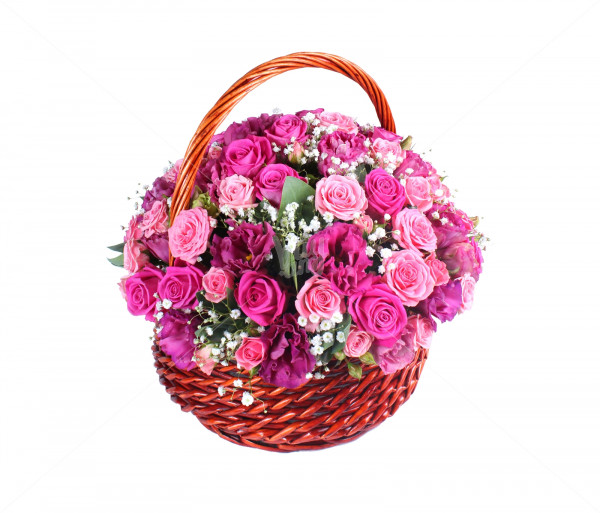 Basket Any Rose