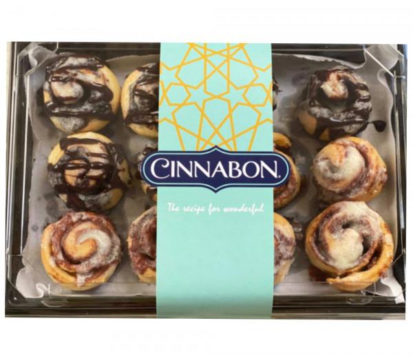 Բայթփեք Cinnabon