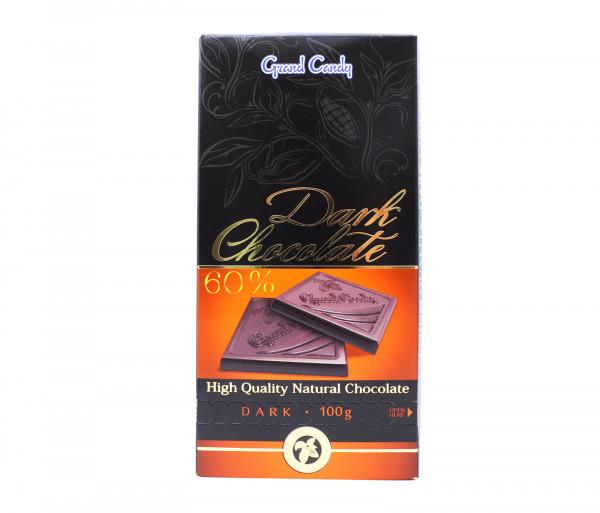 Գրանդ Քենդի Դառը Շոկոլադ 60% 100գ