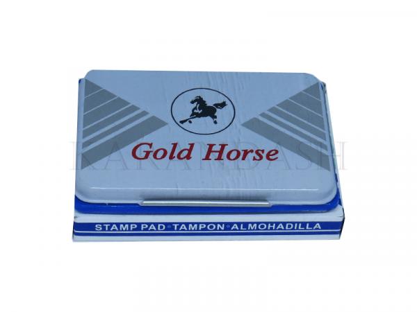 Կնիքի բարձիկ Gold Horse No 2