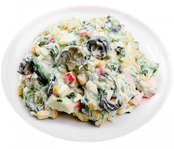 Աղցան «Հանելուկ» Smak Salad