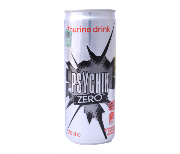 Քարֆուր Էներգետիկ ըմպելիք Փսիխիկ Զերո 0.25լ