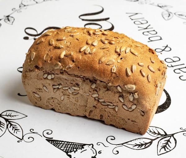 Խրթխրթան հաց արևածաղկի սերմով (քրասթի) Լուի Շարդեն
