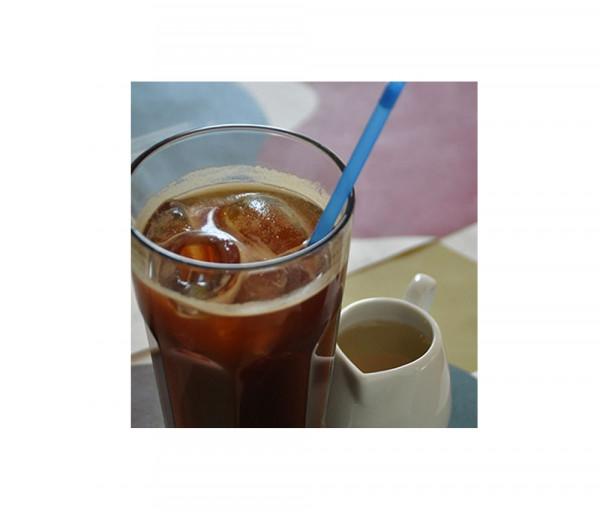 Սառը սուրճ կաթով «Americano» Baguette & Co