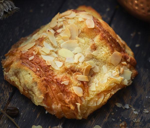 Կրուասան նուշով Patrick's Pastry