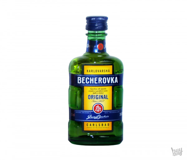 Լիկյոր «Becherovka» 50 մլ