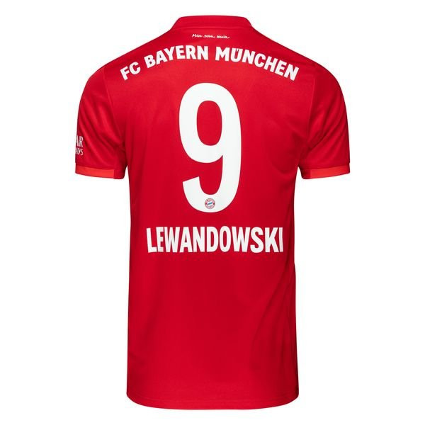 Տնային խաղաշապիկ «Բավարիա» 2019/20 (Lewandowski-9)