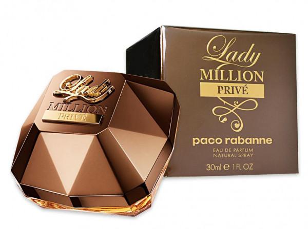 Կանացի օծանելիք Paco Rabanne Lady Million Prive Eau De Parfum 30 մլ