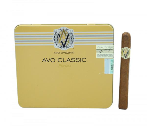 Սիգարելա Avo Classic Puritos (1 հատ)