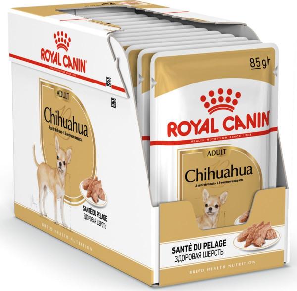 Շան խոնավ կեր Chihuahua 12 x 85 գ