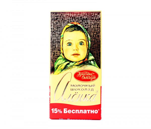 Ալյոնկա Շոկոլադե սալիկ 200գ