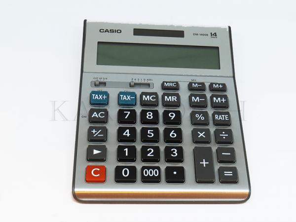 Հաշվիչ սեղանի Casio DM 1400B