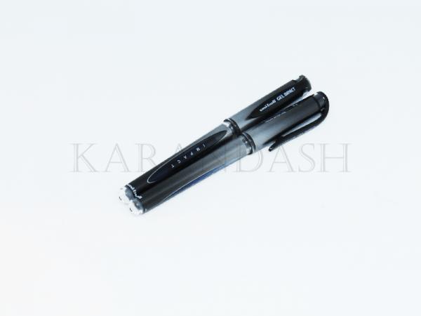Գրիչ գելային Uni ball Inpact UM 153S 1.0mm